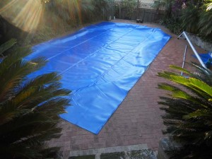 Swimming Pool Covers Before