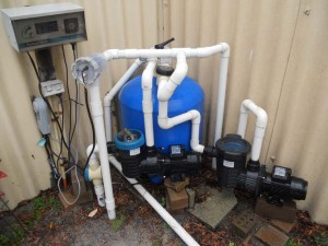 Southside Pool Filters Before
