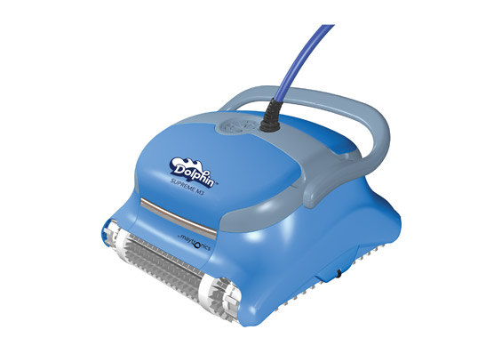 Dolphin Supreme M3 pool cleaner